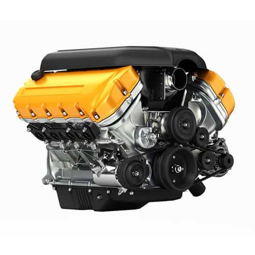 Conserto de motores