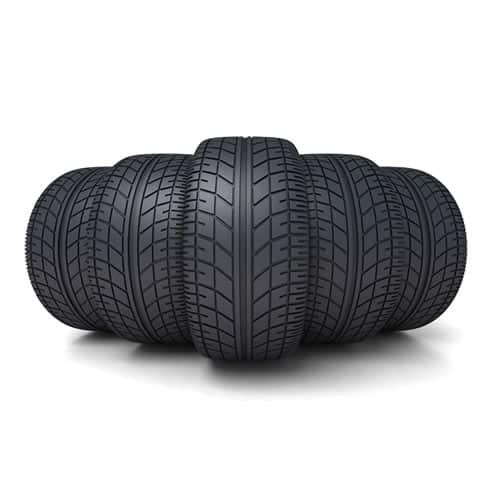 Venda e troca de pneus
